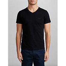 Buy BOSS Green Canistro V Neck T-Shirt Online at johnlewis.com