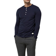 Buy Selected Homme Niklas Long Sleeve T-shirt Online at johnlewis.com