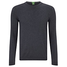 Buy BOSS Green Caspar Crew Neck Sweater Online at johnlewis.com