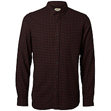 Buy Selected Homme Gingham Brushed Shirt Online at johnlewis.com