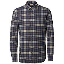 Buy Selected Homme Chadley Shirt, Caraboo Online at johnlewis.com