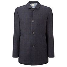 Buy Selected Homme New Mash Coat, Navy Online at johnlewis.com
