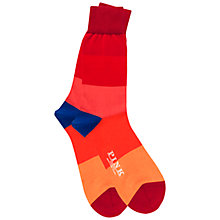 Buy Thomas Pink Ombre Stripe Socks Online at johnlewis.com