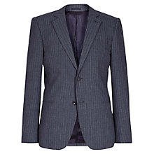 Buy Reiss Cupid B Pinstripe Blazer, Indigo Online at johnlewis.com