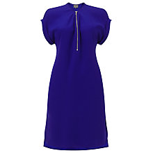Buy Phase Eight Remi Zip Front Dress Online at johnlewis.com