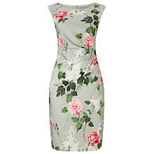 Buy Phase Eight Meadow Print Dress, Mint Online at johnlewis.com