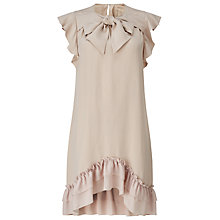 Buy Phase Eight Lylie Dress, Nude Online at johnlewis.com