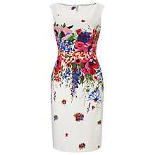 Buy Phase Eight Louis Floral Dress, Multi Online at johnlewis.com