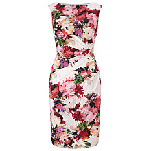 Buy Phase Eight Elisa Floral Print Dress, Multi Online at johnlewis.com