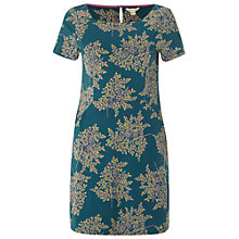 Buy White Stuff Hyacinth Jersey Tunic Dress, Orchid Green Online at johnlewis.com