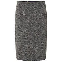 Buy White Stuff Jersey Behold Skirt, Oxford Blue Online at johnlewis.com