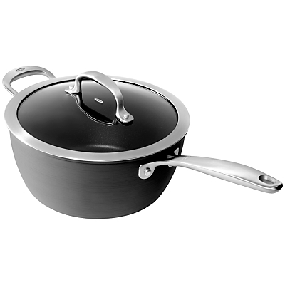OXO Good Grips Professional Hard Anodised Saucepans