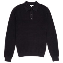 Buy Reiss Brion Polo Jumper Online at johnlewis.com