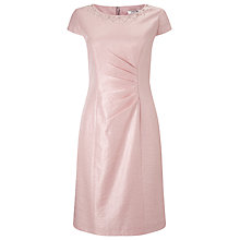 Buy Precis Petite Embellished Shift Dress Online at johnlewis.com