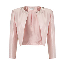 Buy Precis Petite Embellished Bolero Online at johnlewis.com