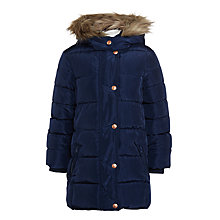 Buy John Lewis Girls' Padded Coat Online at johnlewis.com