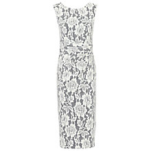Buy Jolie Moi Contrast Lace Bonded Shift Dress Online at johnlewis.com