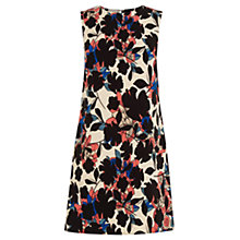 Buy Warehouse Floral Print Dress, Multi Online at johnlewis.com