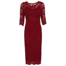 Buy Jolie Moi Two In One Lace Midi Dress Online at johnlewis.com