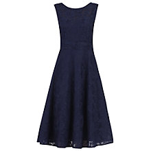 Buy Jolie Moi Lace Bonded Fit And Flare Dress Online at johnlewis.com