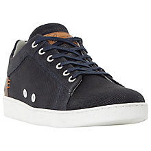 Buy Dune Tidal Perforated Trainers Online at johnlewis.com