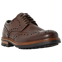 Buy Bertie Byron Brogue Shoes Online at johnlewis.com