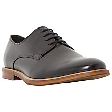 Buy Bertie Rae Derby Shoes, Black Online at johnlewis.com
