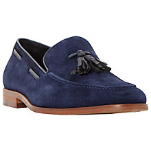 Buy Bertie Ryon Tassel Detail Suede Loafers Online at johnlewis.com