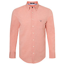 Buy Gant Air Chambray Shirt Online at johnlewis.com