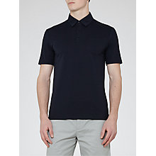 Buy Reiss Wilkins Patch Pocket Polo Shirt Online at johnlewis.com