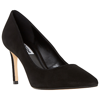 Dune Abbigail Stiletto Heeled Court Shoes