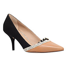 Buy Kurt Geiger Tikki Pointed Toe Court Shoes Online at johnlewis.com