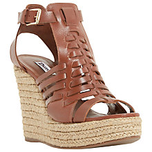 Buy Dune Karnival Wedge Heeled Sandals Online at johnlewis.com