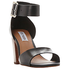 Buy Steve Madden Estoria Block Heeled Sandals Online at johnlewis.com