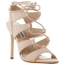 Buy Steve Madden Sandallia Lace Up Stiletto Sandals Online at johnlewis.com