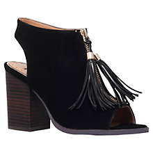 Buy Miss KG Saana Block Heeled Peep Toe Sandals Online at johnlewis.com