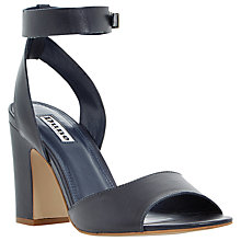Buy Dune Jamila Block Heeled Sandals Online at johnlewis.com
