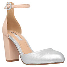 Buy Miss KG Alice Block Heeled Court Shoes Online at johnlewis.com