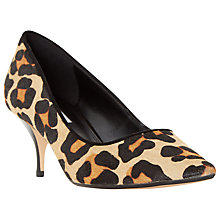 Buy Dune Allera Mid Heeled Stiletto Court Shoes Online at johnlewis.com