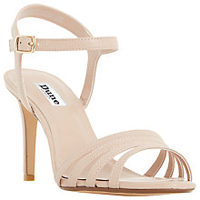 Buy Dune Maci Stiletto Heeled Sandals Online at johnlewis.com