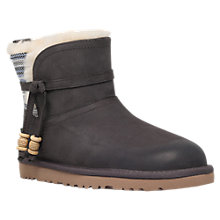 Buy UGG Auburn Serape Ankle Boots Online at johnlewis.com