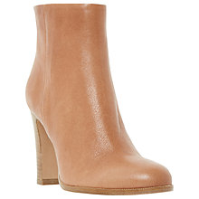 Buy Dune Black Oliva High Heel Ankle Boots Online at johnlewis.com