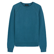 Buy Jaeger Crew Neck Jumper Online at johnlewis.com