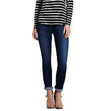 Buy Mint Velvet Fairfield Skinny Jeans, Blue Online at johnlewis.com