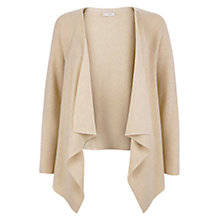 Buy Hobbs Joanne Cardigan, Oatmeal Melange Online at johnlewis.com