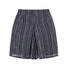 Buy Numph Emiko Shorts, Black Iris Online at johnlewis.com