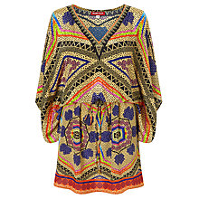 Buy Ruby Yaya Balboa Sayonara Kaftan, Multi Online at johnlewis.com