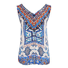 Buy Ruby Yaya Konya Swing Top, Multi Online at johnlewis.com
