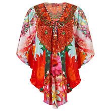 Buy Ruby Yaya Layla Sayonara Kaftan, Multi Online at johnlewis.com