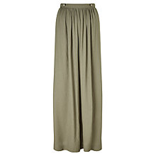 Buy Numph Habiki Flared Trousers, Mermaid Online at johnlewis.com